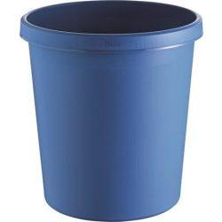 Szemetes, 18 liter, HELIT, kék (INH6105834)