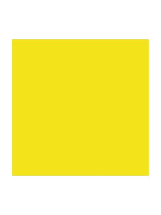 Fotókarton, 2 oldalas, 50x70 cm, citromsárga (ISDK13)