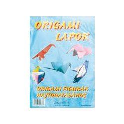 Origami papír, 20x20 cm, 100 lap
