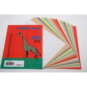 Origami papír, A4
