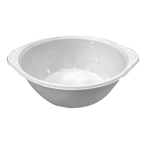 Műanyag tányér, leveses, 500 ml