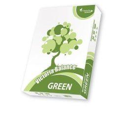"""Másolópapír, újrahasznosított, A4, 80 g, VICTORIA """"Balance Green"""", 500 lap"""