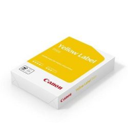 "Másolópapír, A4, 80 g, CANON ""Yellow Label Print"" (LC480YL)"