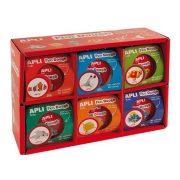 "Gyurma, 336 g, APLI, ""Fun Dough"" display,tengeri állatok (LCA13453)"