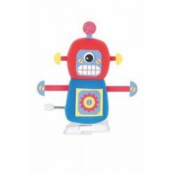 """Gyurma, APLI, piros-kék, """"Fun Dough"""", sétáló robot (LCA13983)"""