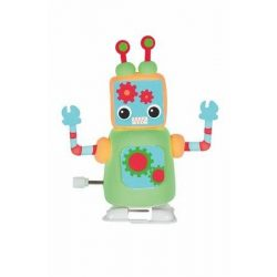 "Gyurma, APLI, narancssárga-zöld, ""Fun Dough"", sétáló robot (LCA13984)"