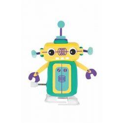 """Gyurma, APLI, citromsárga-zöld, """"Fun Dough"""", sétáló robot (LCA13985)"""