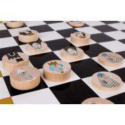 """Társasjáték, APLI """"Classic games"""", sakk"""