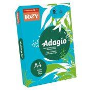 """Másolópapír, színes, A4, 80 g, REY """"Adagio"""", intenzív kék (LIPAD48IK)"""