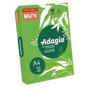 """Másolópapír, színes, A4, 80 g, REY """"Adagio"""", intenzív zöld (LIPAD48IZ)"""