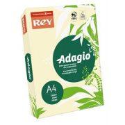 """Másolópapír, színes, A4, 80 g, REY """"Adagio"""", pasztell csontszín (LIPAD48PE)"""