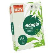 """Másolópapír, színes, A4, 80 g, REY """"Adagio"""", pasztell zöld (LIPAD48PZ)"""