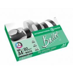 """Másolópapír, A4, 80 g, BALLET """"Universal"""" (LIPBU480)"""