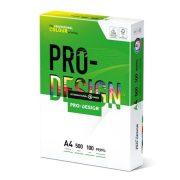 Másolópapír, digitális, A4, 100 g, PRO-DESIGN office