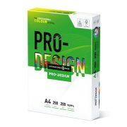 Másolópapír, digitális, A4, 200 g, PRO-DESIGN