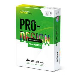 Másolópapír, digitális, A4, 250 g, PRO-DESIGN office
