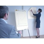 Meeting chart, öntapadó, 63,5x77,5 cm, 30 lap, 3M POSTIT, fehér (LP559)