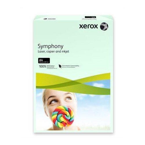 """Másolópapír, színes, A4, 160 g, XEROX """"Symphony"""", világoszöld (pasztell) (LX92836)"""