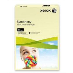 """Másolópapír, színes, A4, 160 g, XEROX """"Symphony"""", csontszín (pasztell) (LX93219)"""