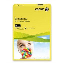 """Másolópapír, színes, A4, 80 g, XEROX """"Symphony"""", sötétsárga (intenzív) (LX93952)"""