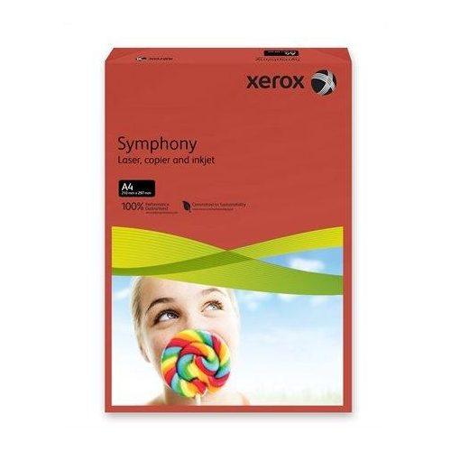 """Másolópapír, színes, A4, 80 g, XEROX """"Symphony"""", sötétpiros (intenzív) (LX93954)"""