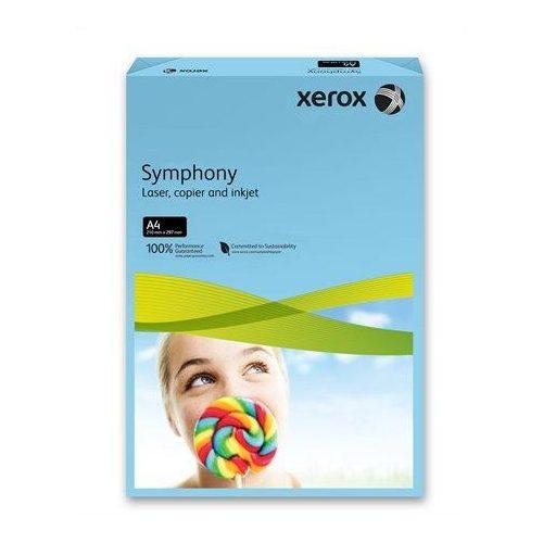 """Másolópapír, színes, A4, 80 g, XEROX """"Symphony"""", sötétkék (intenzív) (LX93959)"""