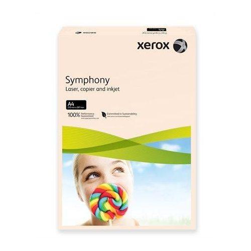 """Másolópapír, színes, A4, 80 g, XEROX """"Symphony"""", lazac (pasztell) (LX93962)"""