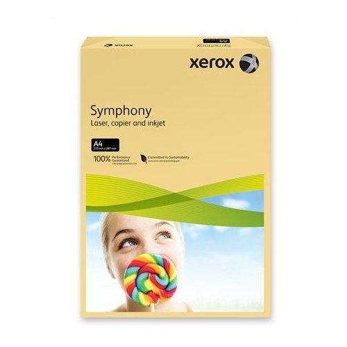"""Másolópapír, színes, A4, 80 g, XEROX """"Symphony"""", vajszín (közép) (LX93974)"""