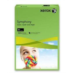 """Másolópapír, színes, A4, 160 g, XEROX """"Symphony"""", sötétzöld (intenzív) (LX94279)"""