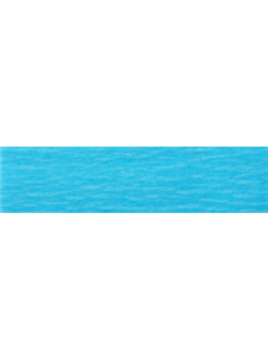 Krepp papír 50x200cm világos kék