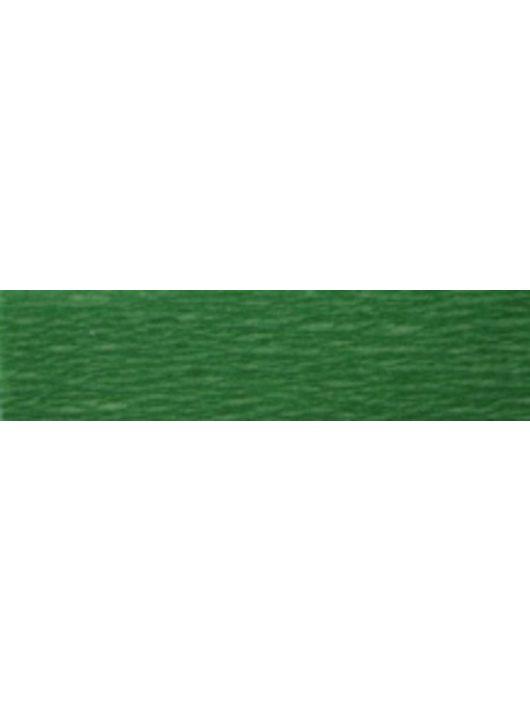 Krepp papír 50x200cm sötét zöld
