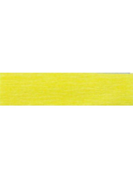 Krepp papír 50x200cm citromsárga