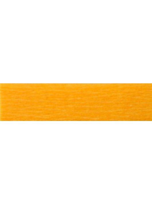 Krepp papír 50x200cm aranysárga