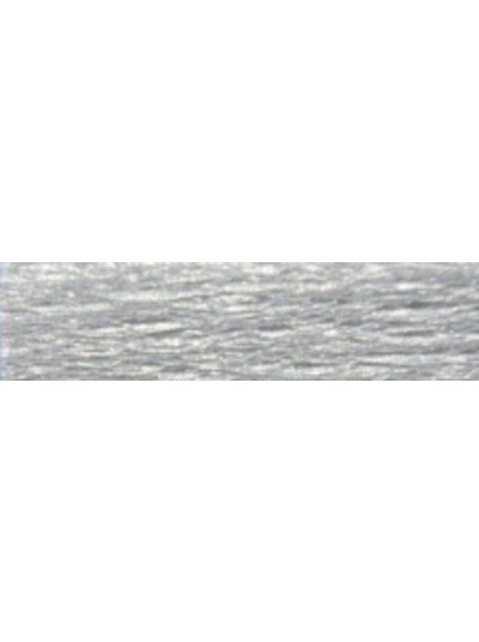 Krepp papír 50x200cm ezüst