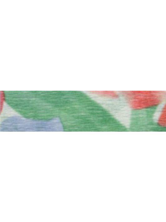 Krepp papír 50x200cm virágos