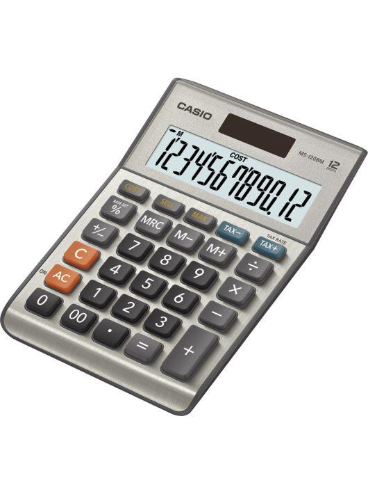 CASIO MS 120 B MS asztali számológép