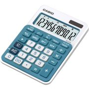 CASIO MS 20 NC/BU asztali számológép