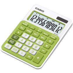 CASIO MS 20 NC/GN asztali számológép