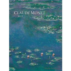 "Naptár 2020, fali, TOPTIMER, ""Claude Monet"""