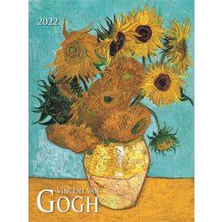 """Naptár 2020, fali, TOPTIMER, """"Vincent van Gogh"""""""
