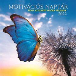 "Naptár 2020, fali, TOPTIMER, ""Motivációs Naptár 2020"""