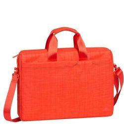 "Notebook táska, 15,6"", RIVACASE ""Biscayne 8335"", narancs"