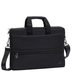 "Notebook táska, 15,6"", RIVACASE ""Tiergarten 8630"", fekete"