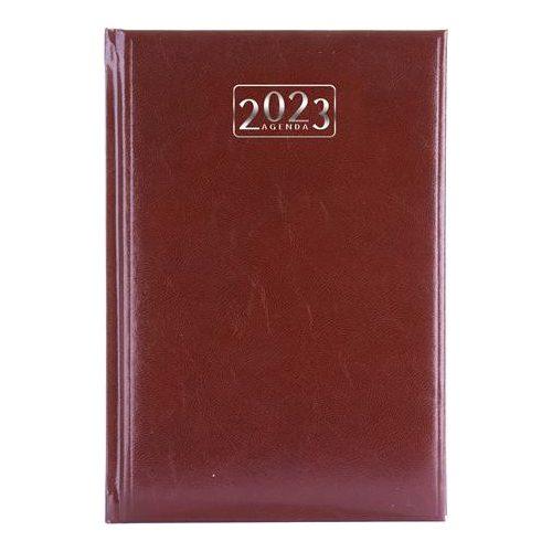 1955 évi naptár Naptár, tervező, A5, napi, VICTORIA, bordó (2019 évi)   KeS Papír  1955 évi naptár