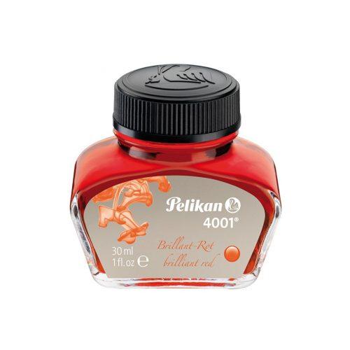 Pelikan Tinta üvegben 30ml piros