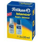 Pelikan Blanco Fluid Szett 2x20 ml hibajavító