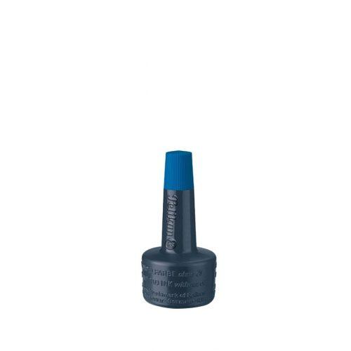 Pelikan Bélyegzőfesték 28ml kék