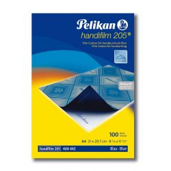 Pelikan Indigó, 100 ív 205 kézíráshoz