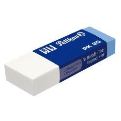 Radír PK20 kék/fehér védőpapírral