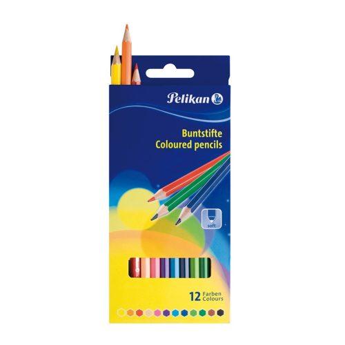 Színesceruza, 12 szín